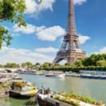 Une balade romantique sur la Seine...