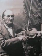 Un joueur de fiddle