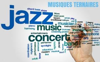 Musiques ternaires