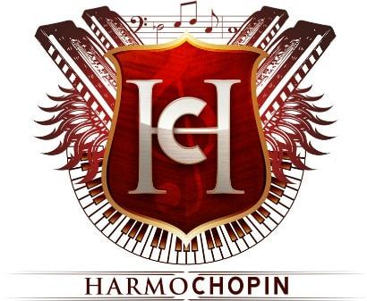Cours d'harmonica en vidéo Logo