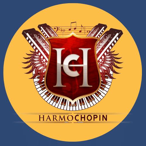 Logo HarmoChopin harmodiatojazz