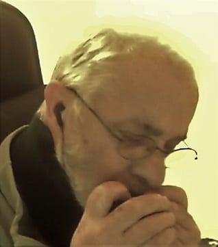 "Jean-Jacques ""HarmoChope"", élève de l'Ecole Internationale d'Harmonica"