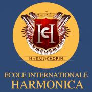 Ecole Internationale d'Harmonica Logo