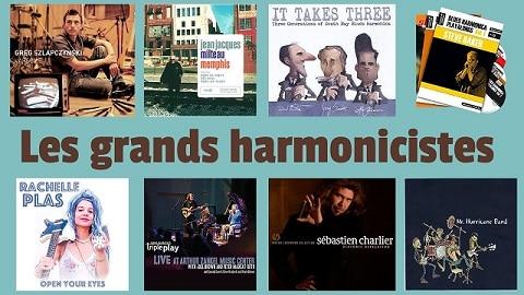 Les grands harmonicistes