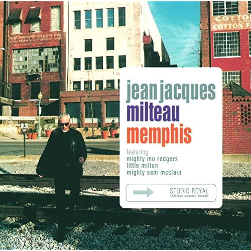Memphis, un album de l'harmoniciste Jean-Jacques Milteau