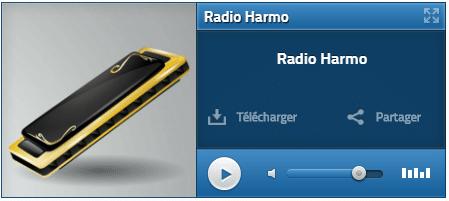Radio Harmo - morceaux d'harmonica tous styles 24 heures sur 24